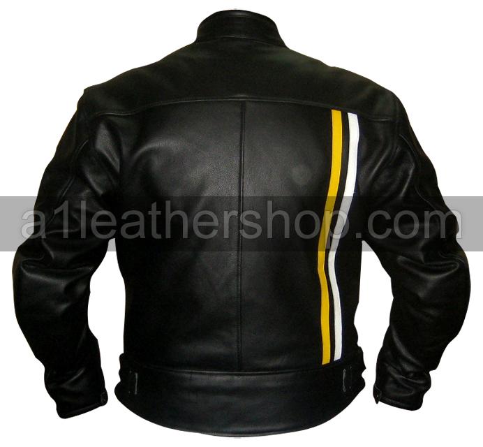 Motorcycle Racing Leather Jacket - Jacket