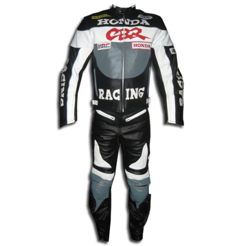 Honda CBR Racing Motorcycle Leather Suit