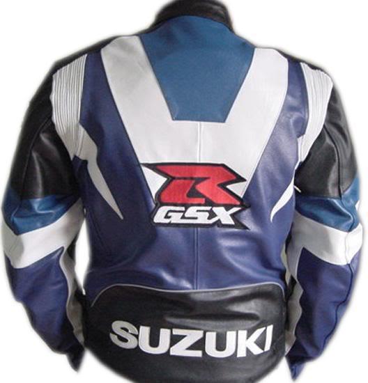 Suzuki leather jackets