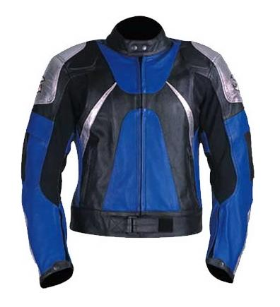 Stylish Motorbike Leather Jacket