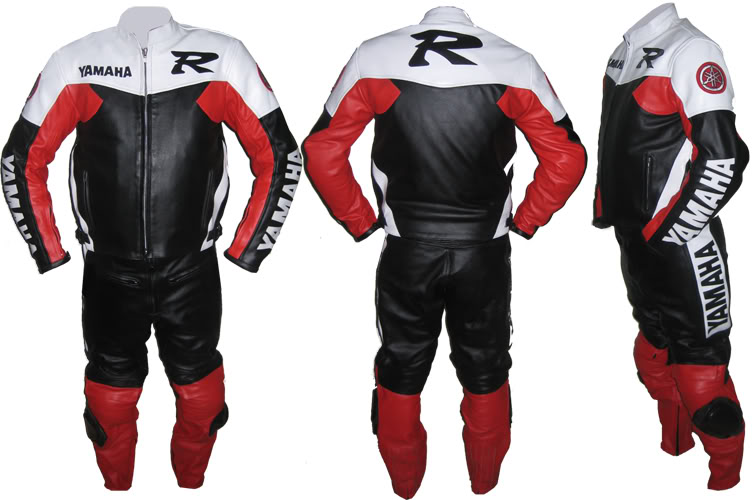 New stylish Yamaha R motorcycle Racing Suit