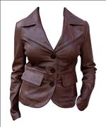 Women Fashoin Leather Jackets