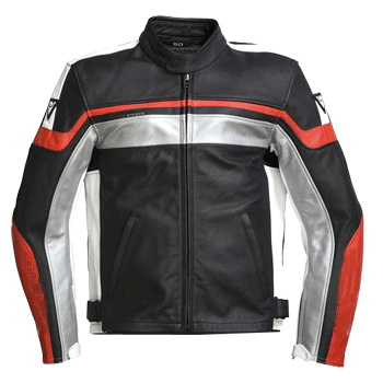 Motorbike Fashion Leather Jacket