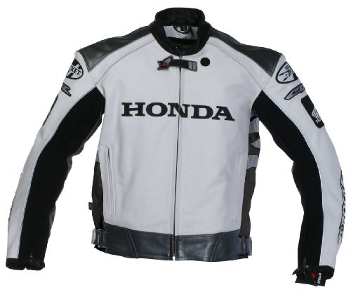Joe Rocket Honda motorcycle leather jacket