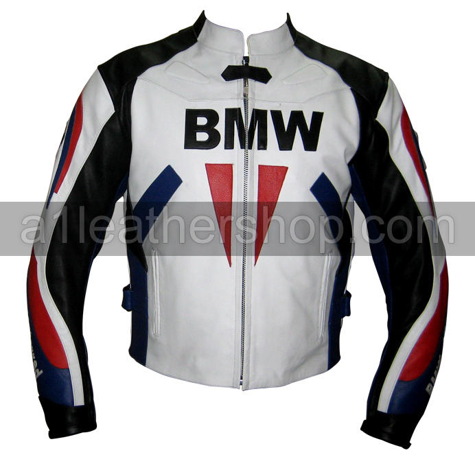 bmw motorrad racing leather jacket