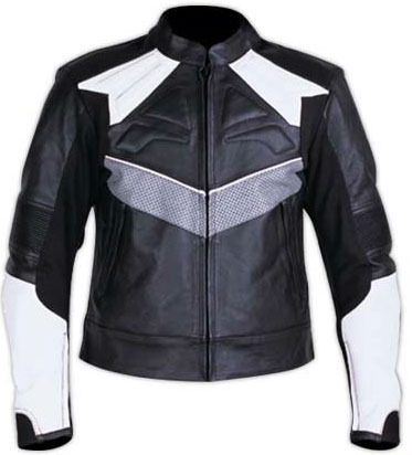 gents motorcycle fashion leather jacket